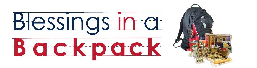 Backpacks of Blessings